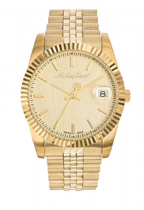 שעון שוויצרי מתיי טיסו Mathey Tissot H810PDI