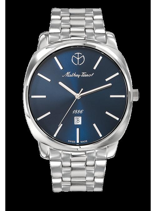 שעון שוויצרי מתיי טיסו Mathey Tissot H6940MABU