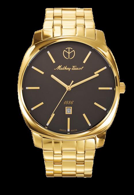 שעון שוויצרי מתיי טיסו Mathey Tissot H6940MPN