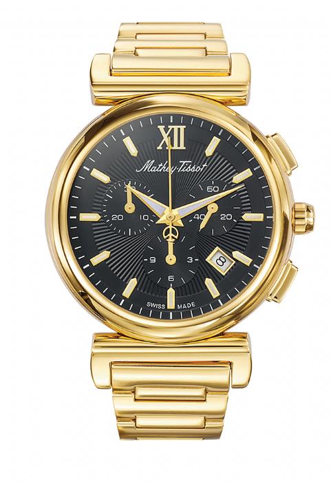 שעון שוויצרי מתיי טיסו Mathey Tissot H410CHPN