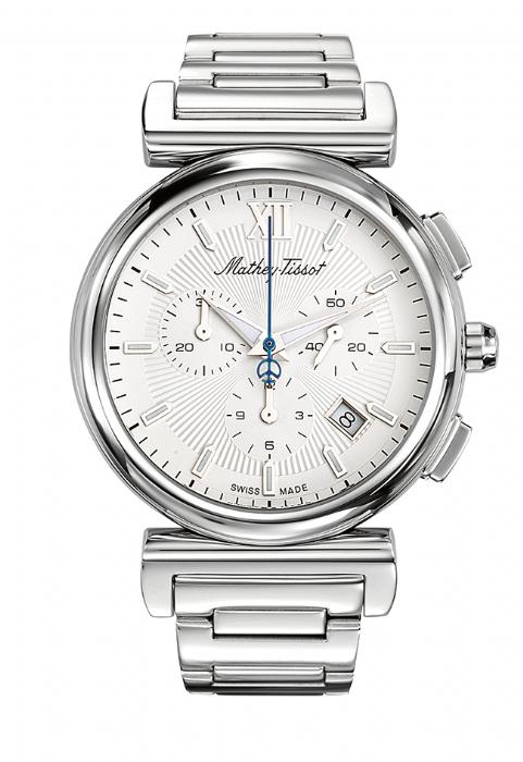 שעון שוויצרי מתיי טיסו Mathey Tissot H410CHAI