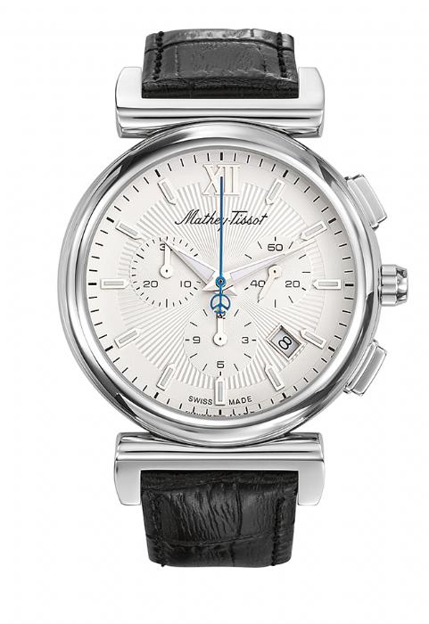 שעון שוויצרי מתיי טיסו Mathey Tissot H410CHALI
