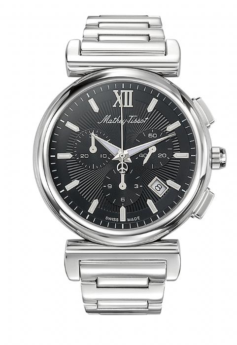 שעון שוויצרי מתיי טיסו Mathey Tissot H410CHAN