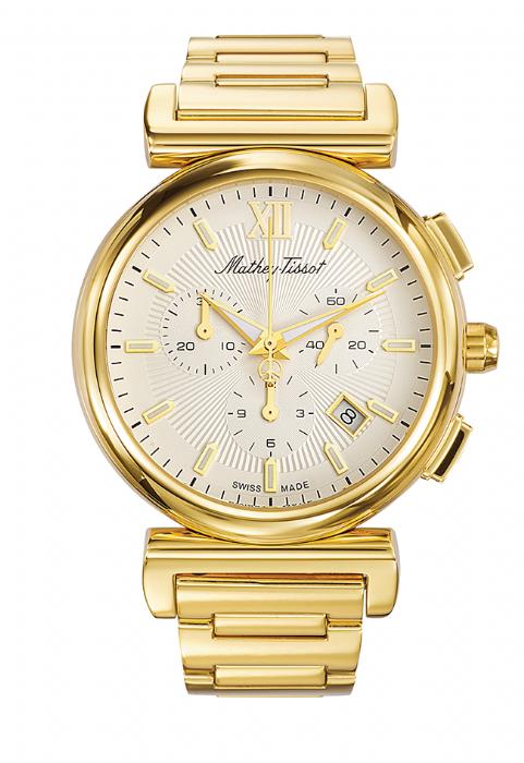 שעון שוויצרי מתיי טיסו Mathey Tissot H410CHPI