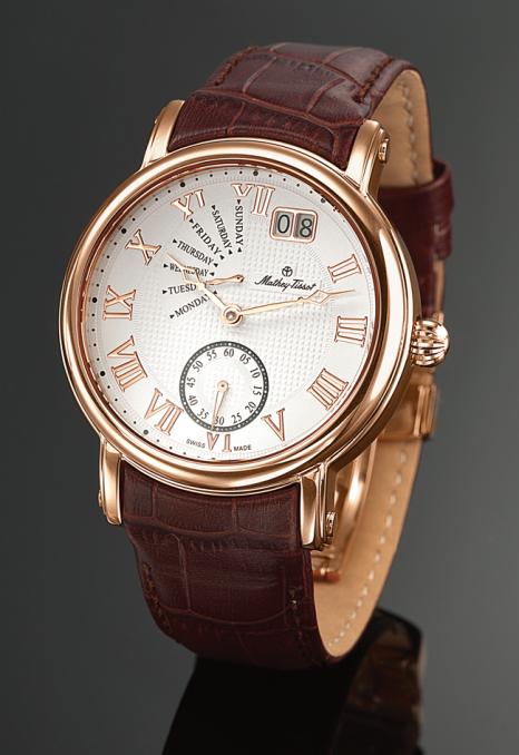 שעון שוויצרי מתיי טיסו Mathey Tissot H7020PI
