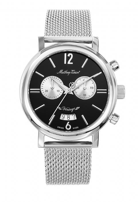 שעון שוויצרי מתיי טיסו Mathey Tissot H41CHMAN