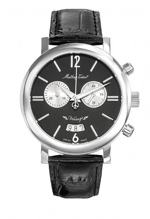 שעון שוויצרי מתיי טיסו Mathey Tissot H41CHAN