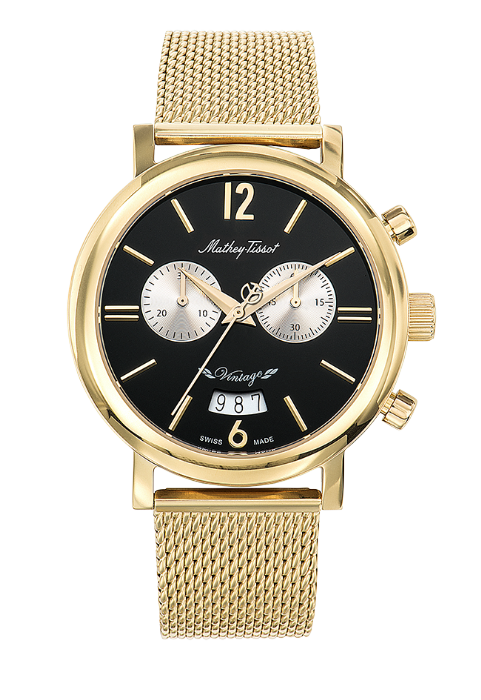 שעון שוויצרי מתיי טיסו Mathey Tissot H41CHMPN