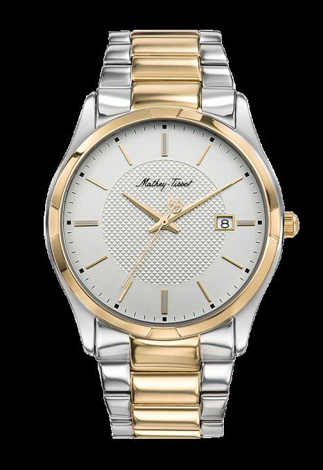 שעון שוויצרי מתיי טיסו Mathey Tissot H2111BI2