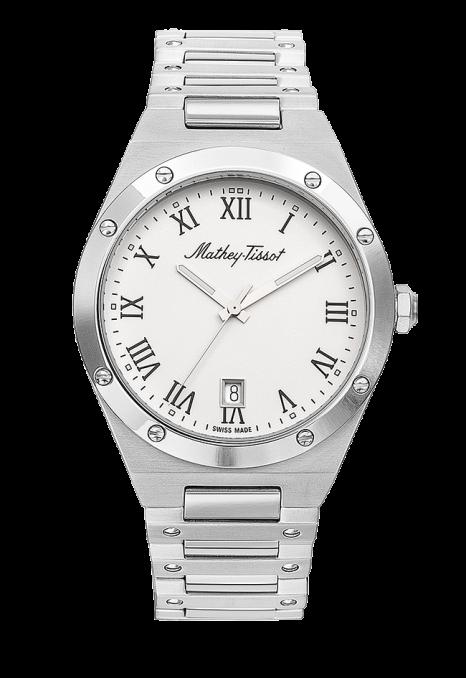 שעון שוויצרי מתיי טיסו Mathey Tissot H680ABR