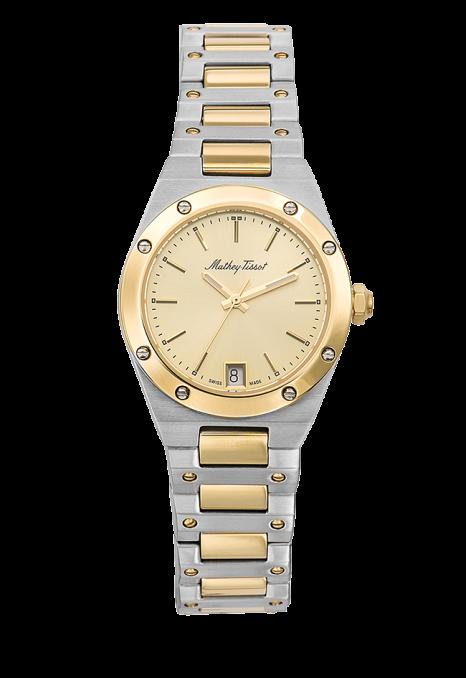 שעון שוויצרי מתיי טיסו Mathey Tissot D680BDI