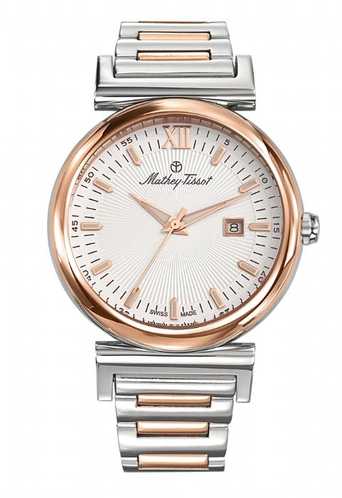 שעון שוויצרי מתיי טיסו Mathey Tissot H410BI
