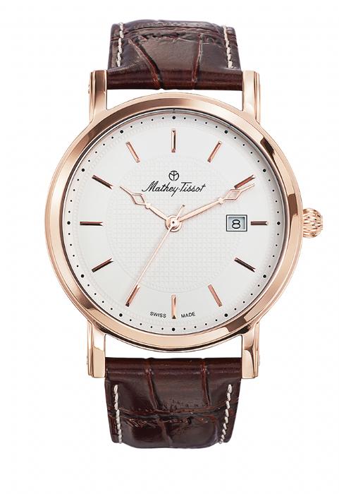 שעון שוויצרי מתיי טיסו Mathey Tissot HB611251PI