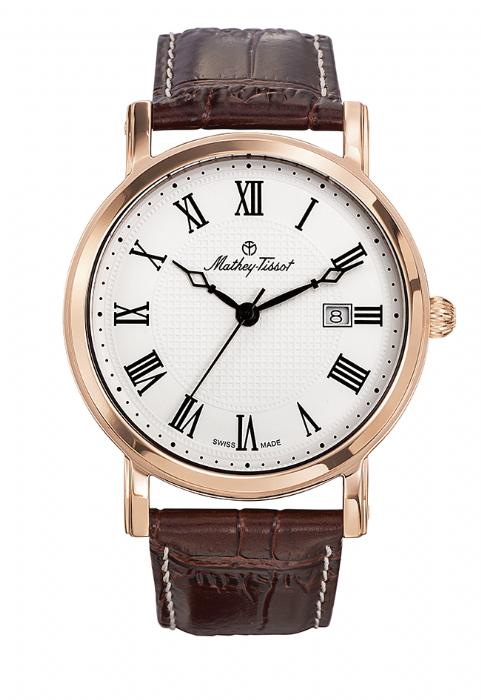 שעון שוויצרי מתיי טיסו Mathey Tissot HB611251PBR