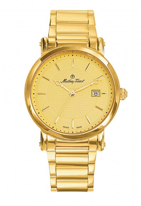 שעון שוויצרי מתיי טיסו Mathey Tissot H611251MPDI