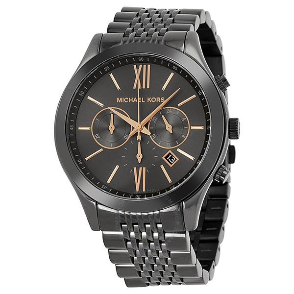 שעון יד לגבר מייקל קורס MK8318 צבע שחור