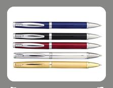 עט דופלו מתכת