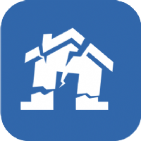 אייקון ביטוח לחיזוק מבנים מפני רעידת אדמה
