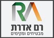 לוגו רם אדרת