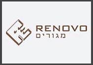 לוגו חברת רנובו מגורים