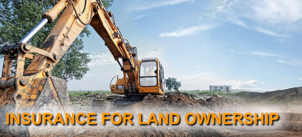 INSURANCE FOR LAND OWNERSHIP