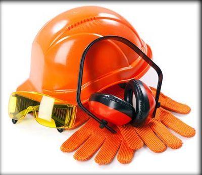 ציוד הגנה לפועל בניין