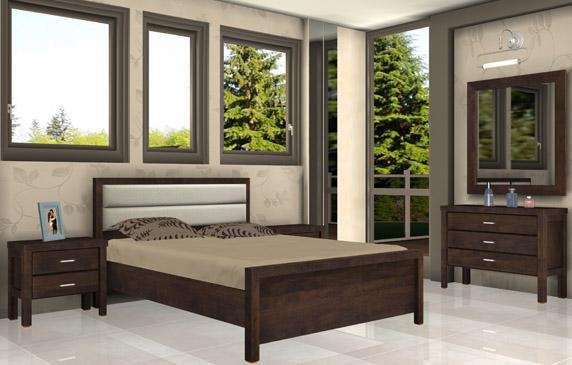 חדר שינה - דגם לילי - טופ רהיט