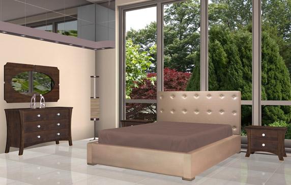 חדר שינה - דגם אפרודיטה - טופ רהיט