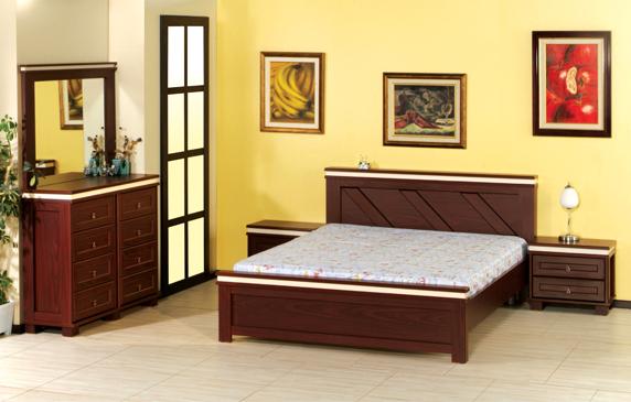 חדר שינה - דגם רומא - טופ רהיט