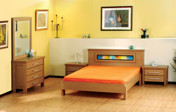 חדר שינה - דגם אדוניס - טופ רהיט