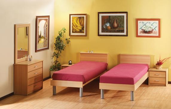 חדר שינה - דגם אוקספורד - טופ רהיט
