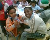 תרומה לקיהלה-פעילות בגן ילדים