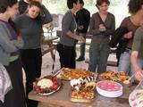 תחרות מאכלים מחופשים המסורתית