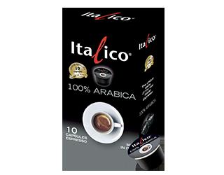 ערביקה 100% Arabica - I