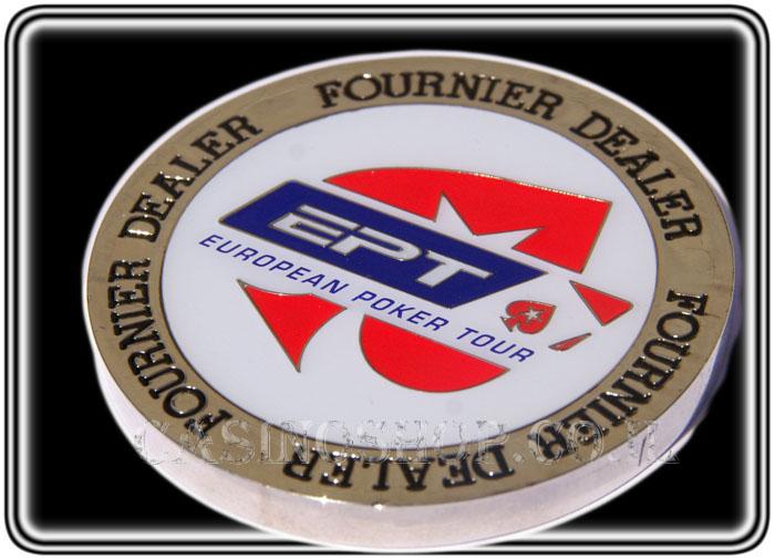 כפתור דילר מקצועי EPT רשמי