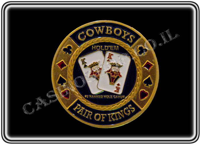 מגן קלפים Kings