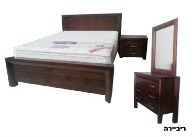 חדר שינה רביירה