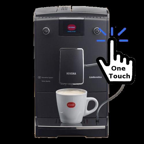מכונת אספרסו אוטומטית Nivona Caferomatica 758