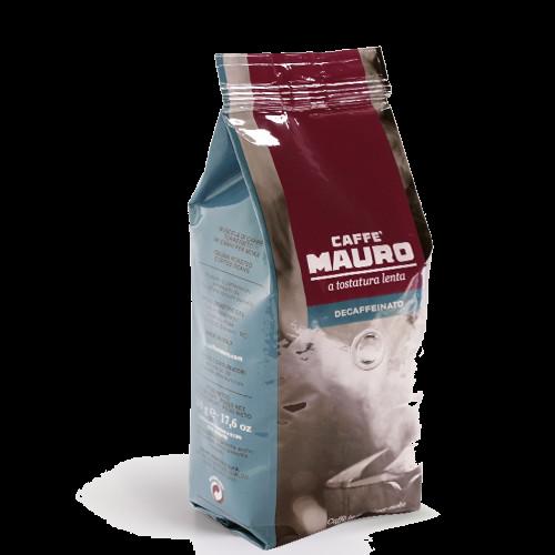 500 גרם פולי קפה מארו נטול קפאין Mauro Decaffeinato