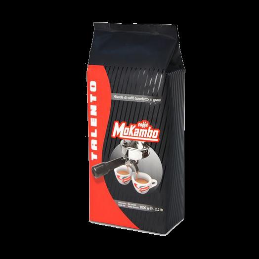 """1 ק""""ג קפה 100% ערביקה טלנטו - Mokambo Talento"""