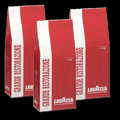 פולי קפה לאווצה Lavazza Grande Ristorazione Beans 3kg