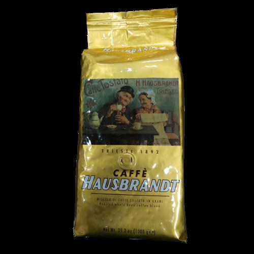 """1 ק""""ג פולי קפה האוסברנדט אספרסו Hausbrandt Espresso"""