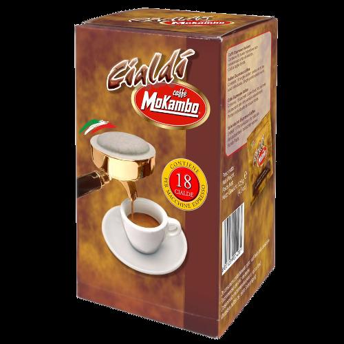 18 פודים מוקמבו - Mokambo Espresso
