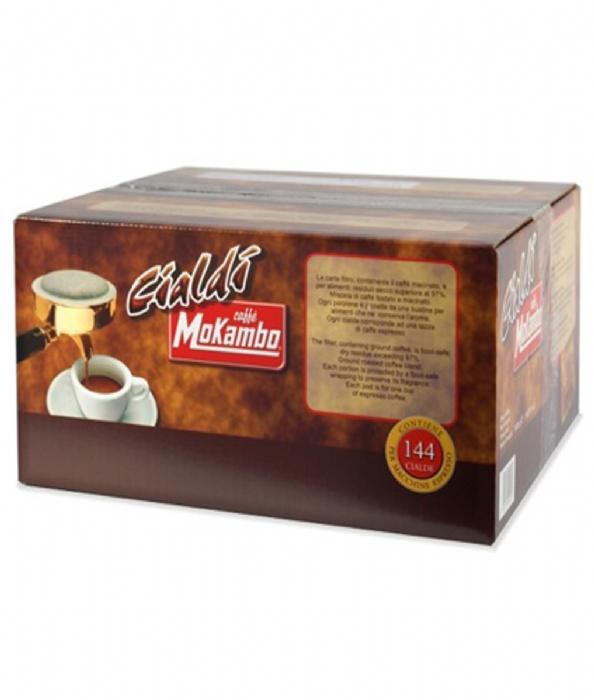 144 פודים מוקמבו - Mokambo Espresso