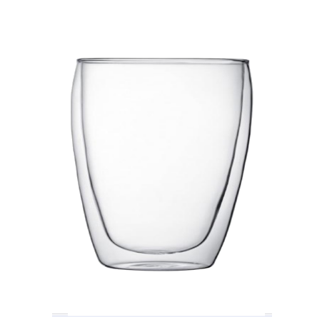 ספל קפוצ'ינו תרמי דופן כפולה דגם מדריד - S