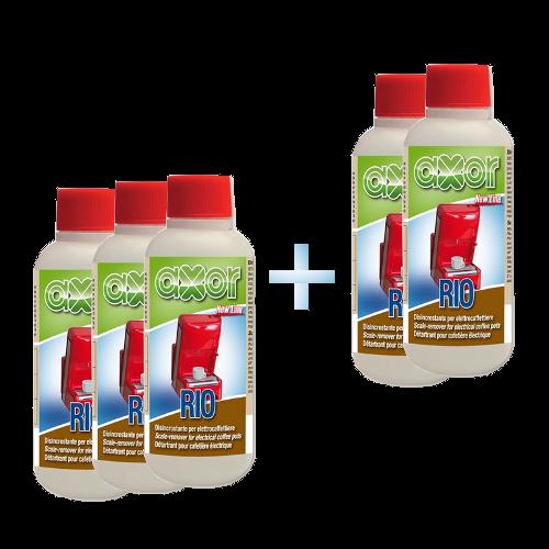 5 בקבוקי נוזל ניקוי אבנית אסקור במחיר של 3