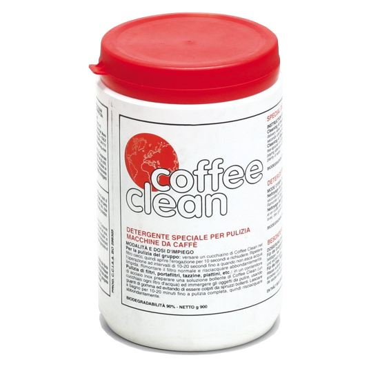מיכל אבקה Coffee Clean לניקוי מכונת אספרסו
