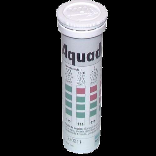100 סטיקים לבדיקת קשיות (אבנית) מים בדומה לנייר לקמוס