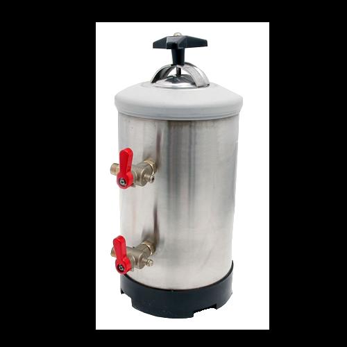מרכך מים 8 ליטר למכונת אספרסו עם חיבור ישיר