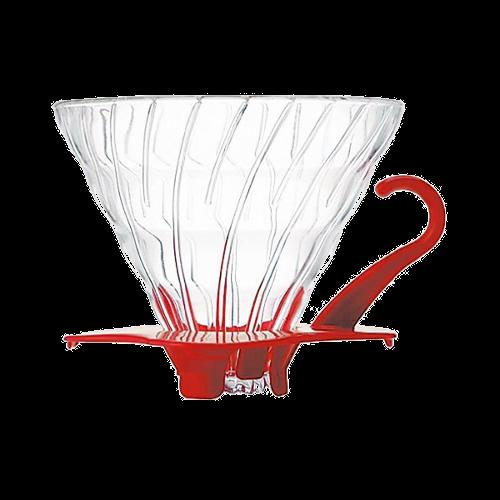 מעמד זכוכית לקפה פילטר Hario V60/2